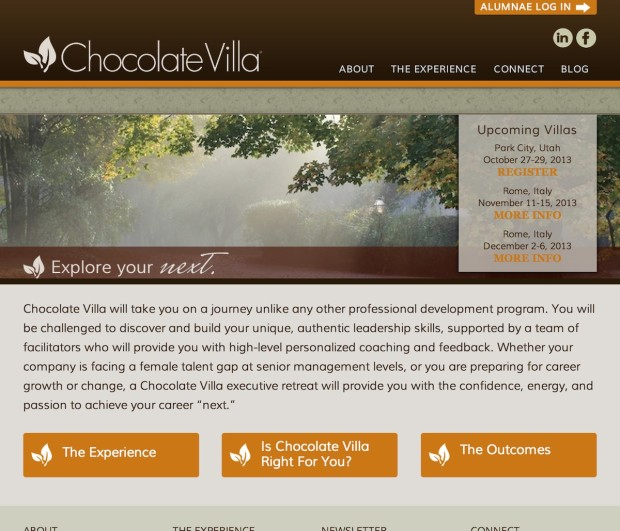 Chocolate Villa